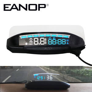 EANOP Car-Speed-Projector Mirror Hud Hud-Display Obd2 Digital Fuel-Consumption M40 Coche