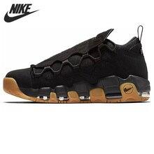 Оригинальный Новое поступление 2018 NIKE Air More Money для мужчин's баскетбольные кеды спортивная обувь