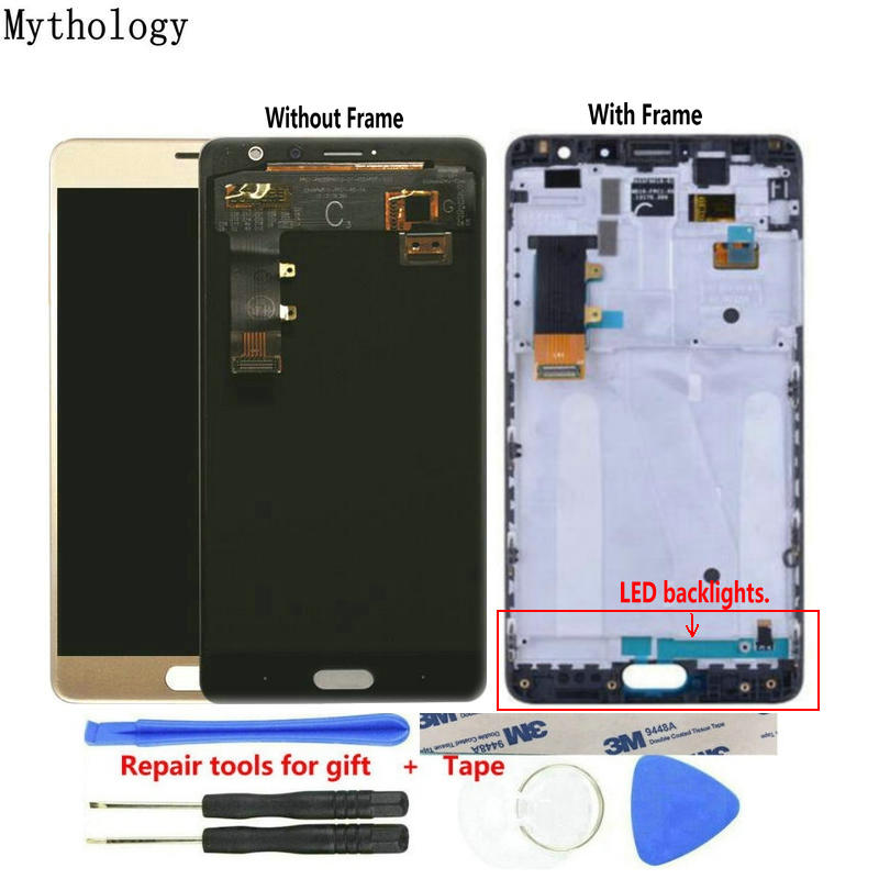 OLED For Xiaomi Redmi Pro Replacement Touch Screen Display Digitizer 5.5 Mobile Phone Touch Panel LCD Mythology