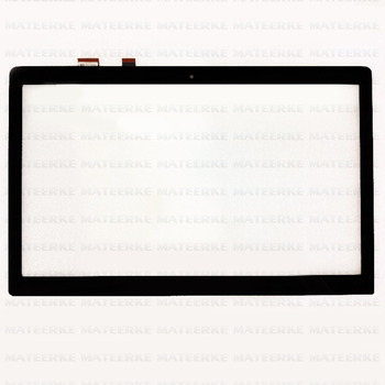 """14"""" Laptop Touch Screen Digitizer Glass Replacement 5418R FPC-1 For Asus S450, free shipping"""