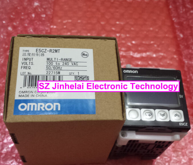 New and original E5CZ-R2MT OMRON AC100-240V Temperature controller все цены