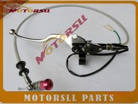 Hydraulic Clutch Lever Master Cylinder 1200mm Motorcycle 125cc 250cc Dirt Pit bike KAYO BSE IRBIS Parts race on road moto cross