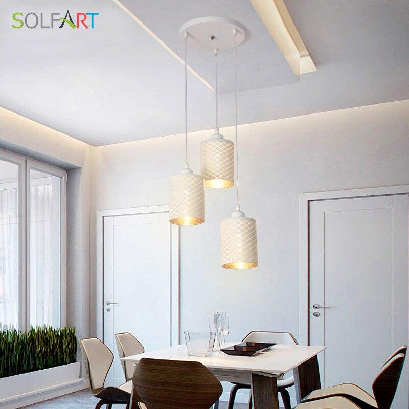 Modern Ceiling Pendant Lamps Foyer Lights Bar Lamp Dining Room Cord Pendant Light Fixtures Hanglamp