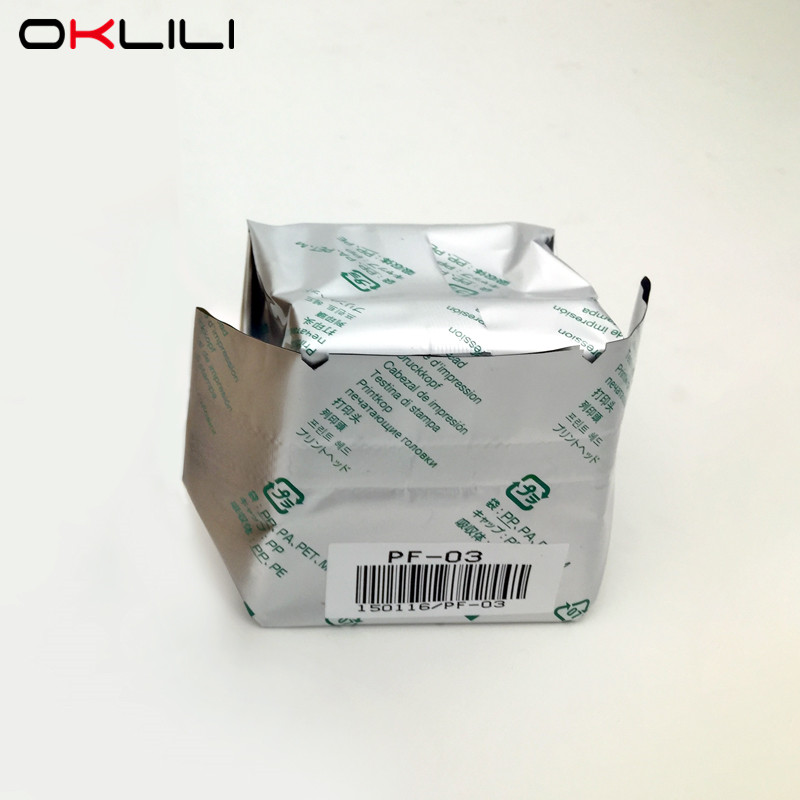 OKLILI NEW PF-03 Printhead Print Head for Canon iPF500 510 600 610 720 810 825 5000 5100 6000S 6200 8000 8010S 8100 9000 9100 oklili new pf 05 printhead print head for canon ipf6300 6350 6400 6410 6450 6460 8300 8300s 8310 8400 8410 9400 9400s 9410
