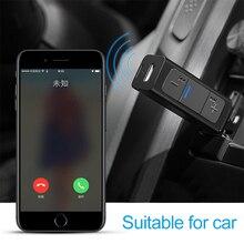 лучшая цена Wireless Bluetooth Receiver Bluetooth Aux Receiver for car 3.5mm jack Headphone Adapter Music Receiver Bluetooth 4.2 Connector