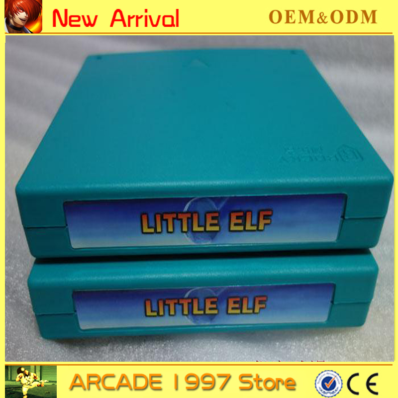 LITTLE ELF 3 X (540 in 1) Pandora jamma arcade machine box game board games multi game card VGA outp for CRT/CGA arcade cabinet hdmi vga pandora box 4s arcade game board 815 in 1 with 28 pin harness for arcade mechine diy arcade kit