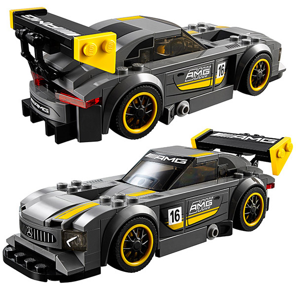 2017 New Arrival  28003 211Pcs Super Racer Series The AMG GT3 Racing Car Set Building Blocks Bricks Toys 75877 For Children on stock new super thomas small train electric track car boy puzzle large car racing for children s christmas gift kids toys