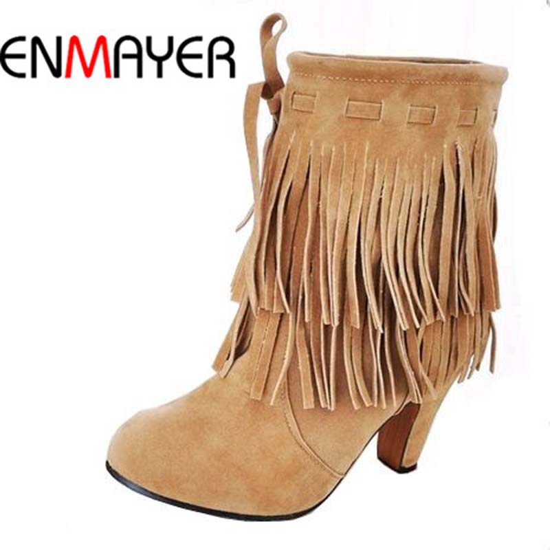 Online Get Cheap Brown Ankle Boots -Aliexpress.com | Alibaba Group