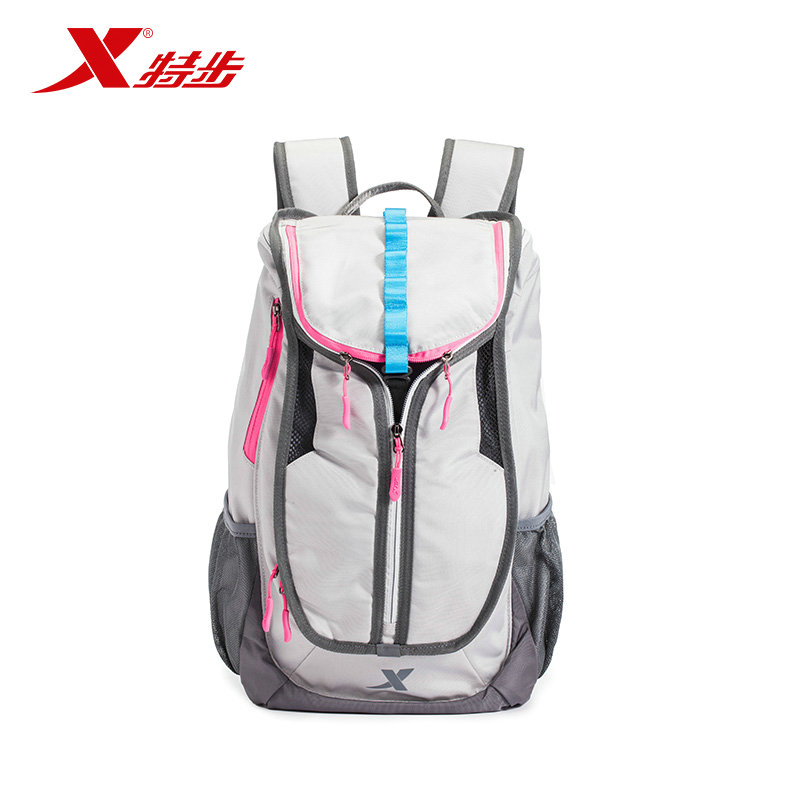 984337110775 Xtep Student Work Men's and women's backpacks leisure travel outdoor sports backpack Bag