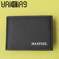 Cow Leather Driver S License Card Holder Top Grade Fashion Credit Card Holder Solid Color Genuine