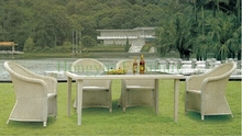 Garden rattan dining sets,garden rattan dining furniture
