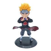 Naruto Shippuden Anime Pain Akatsuki Rinnegan Pein Action Figure