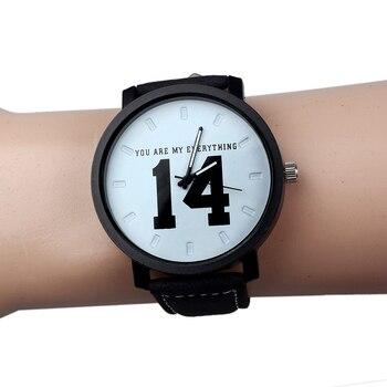 Mens simple watch