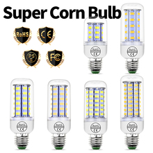 E14 Led Corn Bulb E27 Lamp Candle GU10 220V 5730 Energy Saving Light LED Chandelier 3W 5W 7W 12W 15W 18W 20W 25W
