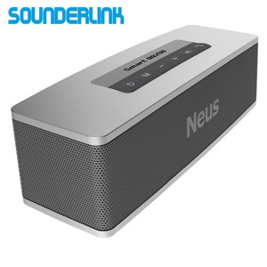 Image 1 - Neusound Neus Smart QQ200 20W HiFi High power mini portable outdoor wireless  Bluetooth speaker TWS with extra deep bass patents