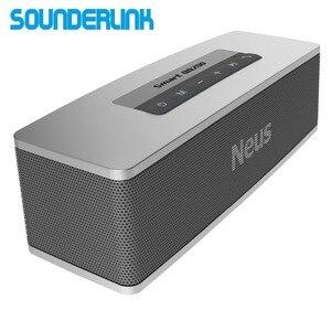 Image 1 - Neusound Neus Smart QQ200 20W HiFi High power mini tragbare outdoor wireless Bluetooth lautsprecher TWS mit extra tiefe bass patente