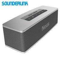 Sounderlink neusound neusスマートQQ200 20ワットハイファイ高電源ミニポータブル屋外ワイヤレス深い低音のbluetoothスピーカ