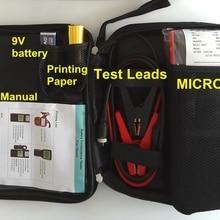 Lancol MICRO-568 12V Car Battery Load Tester With Printer Digital Automotive Bat