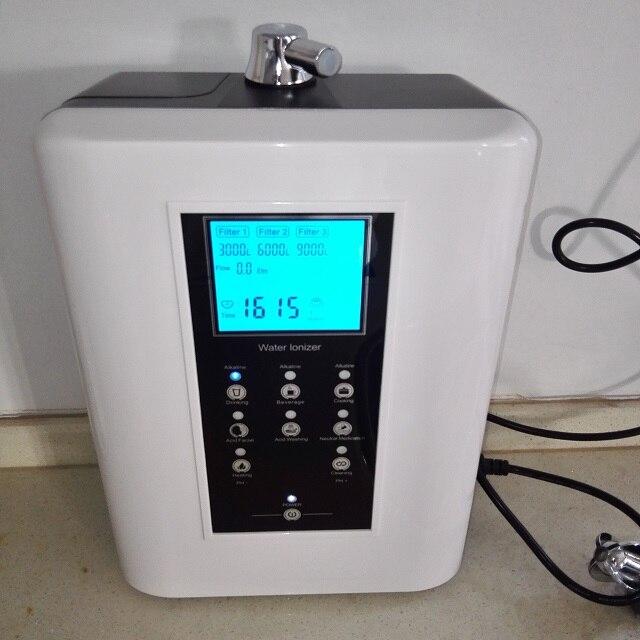 цена на 2018 most popular alkaline water ionizer machine OH-806-3H, 220V