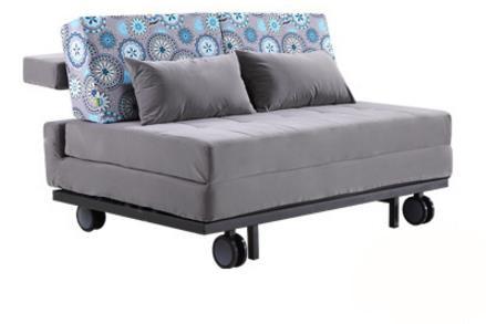 260305/1. 45 м многофункциональный диван/складной диван двойного назначения/губка из вспененного материала/высококачественная структура рамы - Цвет: 1 45m