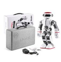 2017 WLtoys F8 Dobi Akıllı Insansı Robot Ses Kontrolü ile RC Robot Dans/Boya/Yoga/Hikayeler Anlatmak RC Oyuncak Modeli üzerinde Satış