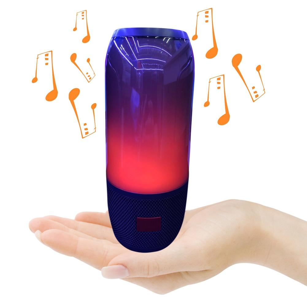 Высокое качество 2 в 1 увлажнитель для ароматерапии Bluetooth Динамик Портативный Беспроводной Динамик для дома и автомобиля - 6