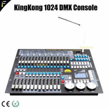 Showtec Creator King Kong 1024 DMX 512 Controller Console Stage Moving Head  Control Board