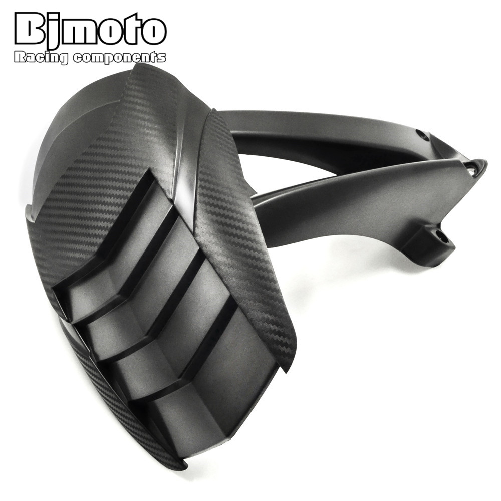 BJMOTO Motorcycle ABS Rear Fender Bracket Motorbike Mudguard For BMW R1200GS 2004-2012 scout nano exclusive