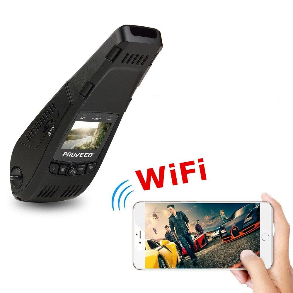 imágenes para Lo nuevo Wifi Mini Cámara Del Coche de Hd 1080 P Del Coche Grabadora de Vídeo DVR Dash Cam Visión Nocturna Auto Registrator Cuadro Negro Para El Coche