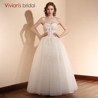 Милая Шампанское свадебное платье бальное платье с открытыми плечами без рукавов Вивиан свадебное платье Vestido De Noiva