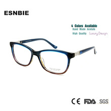 New 2015 High Quality Fashion oculos feminino Rhinestone Designer  Eyeglasses Frames Women Optical