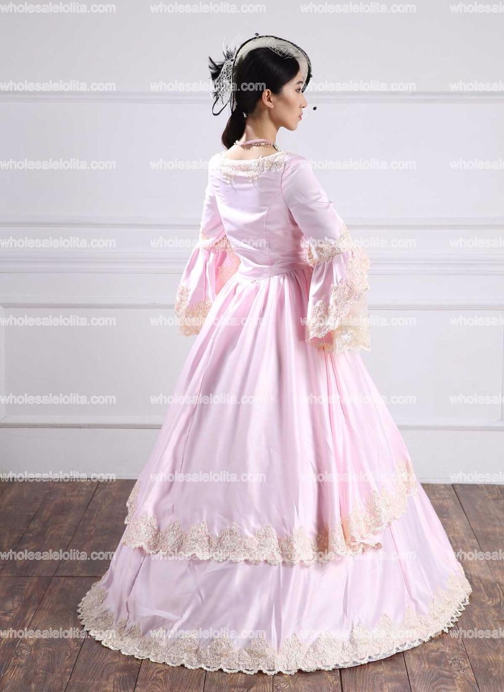 Magnífico Vestido De Novia Barroco Molde - Colección de Vestidos de ...