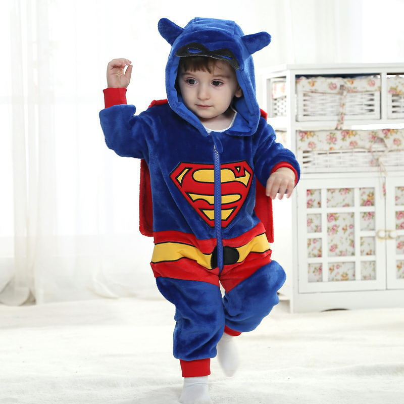 baby clothes 2016 new hot autumn and winter rompers cartoon baby clothing brand baby clothing free shipping