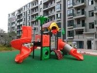 2015 ce сертифицировано наружное дети Детские площадки Одежда высшего качества открытый Детские площадки оборудования hz 4609