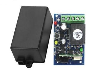 Image 1 - 범용 dc 12 v 1 channal 무선 원격 제어 315 mhz/433 mhz 수신기 릴레이 수신기 모듈 빛