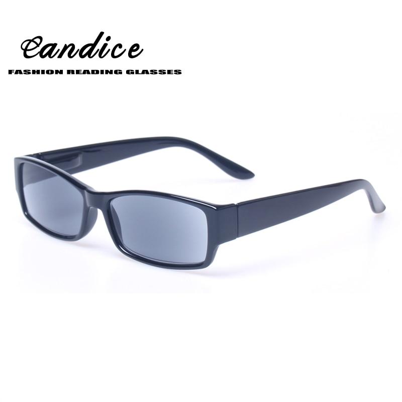 3e1eb59251696 Dobradiça de Mola de Qualidade Óculos de leitura Leitores Inclui Óculos de  Sol Dos Homens e Mulheres de Grande Valor Moda Retangular Eyelasses