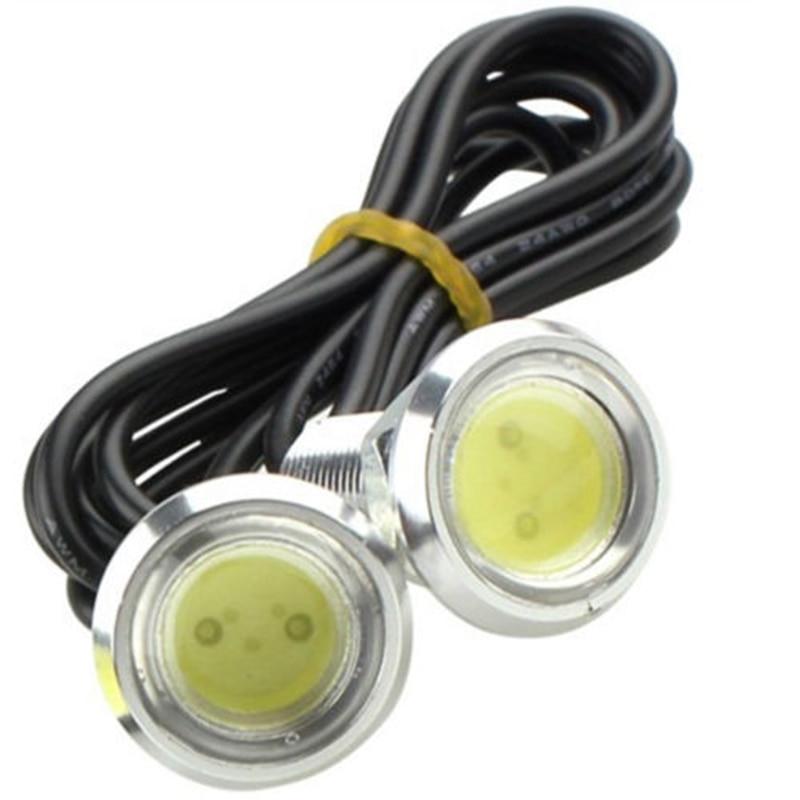 4 шт. 23 мм красный цвет зеленый, синий белого цвета светодиодный прожектор орлиный глаз свет для DIY 4 х 3 Вт тормозной фонарь водонепроницаемый…