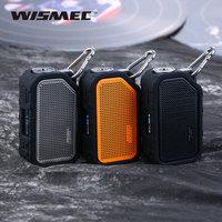 100% Original Wismec Active Mod Box 80W Vape Box with Bluetooth Speaker Waterproof/shockproof Electronic Cigarette Vape Mod Box