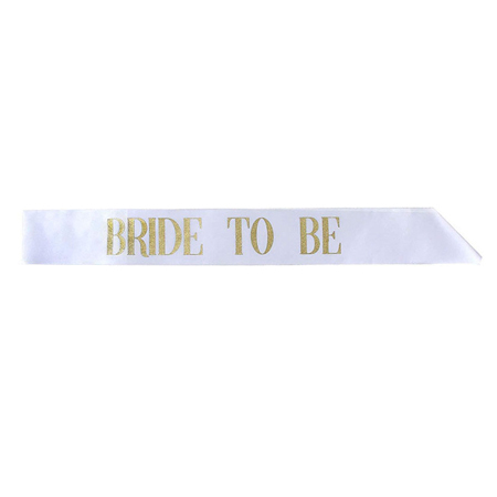 Nieuw Groom to Be Sash Bride to Be Sahes for Stag Night Bachelor Party XT-14
