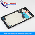 5pcs/lot New bezel middle frame for Sony Xperia Z Ultra XL39H XL39 High quality and free shipping!!