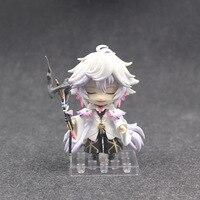 Nendoroid Saber Fate Grand Order Merlin Caster FGO Mash Kyrielight Shielder 970 10CM PVC Action Figure Toy Collection Model Gift