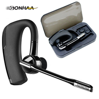 GONHA K6 Bluetooth Headset High Quality Stereo 4 1 Version Handsfree Wireless Bluetooth Headset Car Convenient