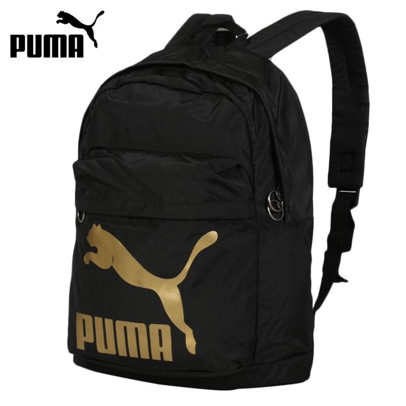 все цены на Original New Arrival 2018 PUMA Originals Backpack Unisex Backpacks Sports Bags