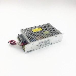 Image 2 - 120W 12V 8A AC DC UPS Şarj fonksiyonu anahtarlama güç kaynağı giriş 110/220vac pil şarj cihazı çıkış 13.8v SC 120 12