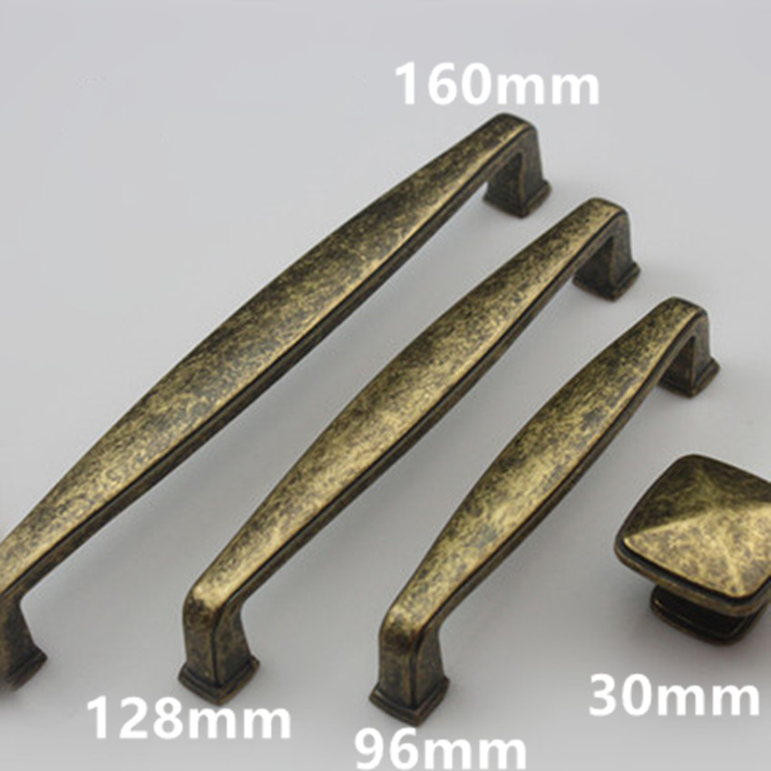 128mm bronze kitchen cabinet wardrobe door handle pull 160mm antique brass dresser cupboard drawer furniture handle pull knob 5 96mm antique brass kitchen door handles dresser cabinet handle knobs alloy furniture knob drawer wardrobe cupboard pull handle