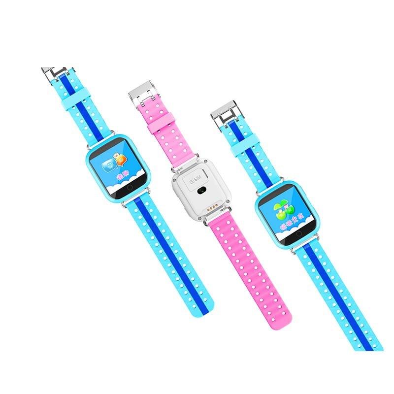 Smart Watch Phone for Children Electronic Toy Walkie Talkies Call GPS Wifi SOS iOS Touch Screen Russian Language Educational Boy (6)
