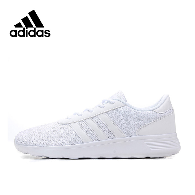 Authentic New Arrival 2017 Adidas LITE RACER Men's Skateboarding Shoes Sneakers Classique Shoes Platform Breathable adidas original new arrival official neo women s knitted pants breathable elatstic waist sportswear bs4904