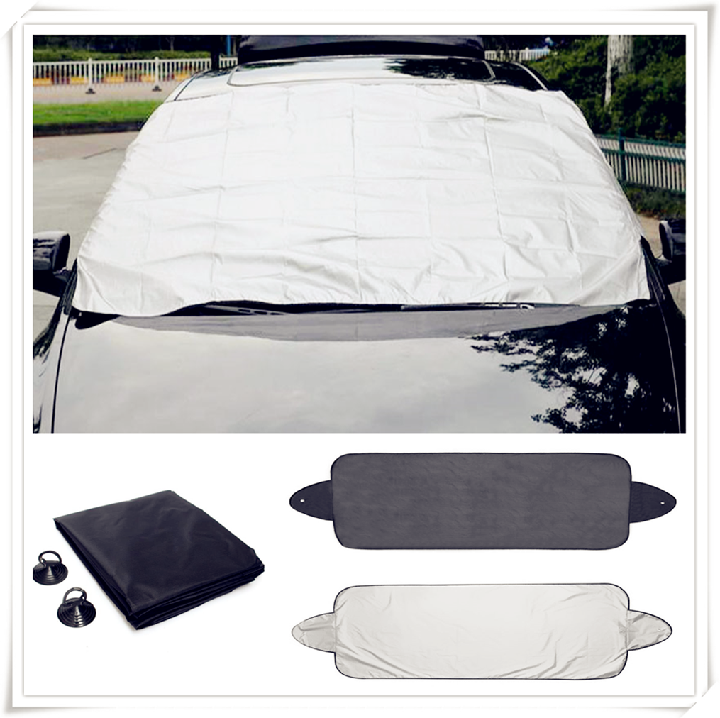 Anti frost snow ice  windscreen cover protector  for Renault Clio