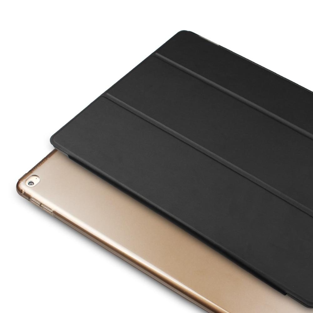 IPad Pro 12.9 «үшін 2016 PU Color Slim Smart Case қақпағы - Планшеттік керек-жарақтар - фото 3