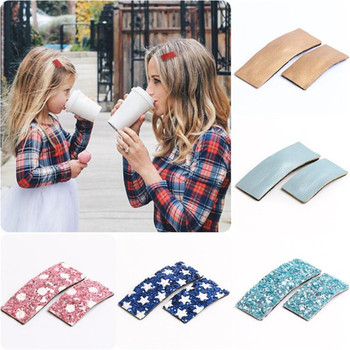 Sequin Parent-child Hairgrip Children Women Hair Clips Bobby Pin Barrette Hairpins Accessories For Girls Kids Hairclip Headwear mini hat lace flower kids girls hair clips barrette style accessories for children hair hairclip ornaments hairpins head gifts